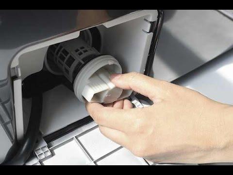 طريقة تنظيف فلتر غسالة الأطباق