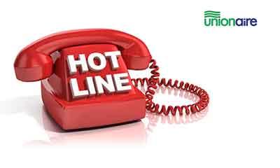 Unionaire-Hotline